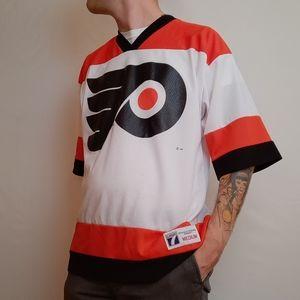 John Vanbiesbrouk Philadelphia Flyers NHL Jersey